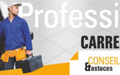 Profession Carreleur